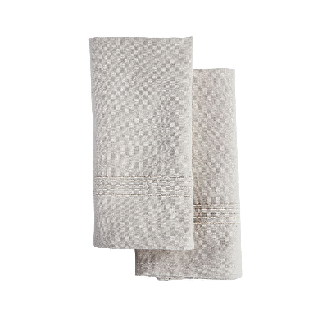 Aria Napkin - Gardenia - Set of 2