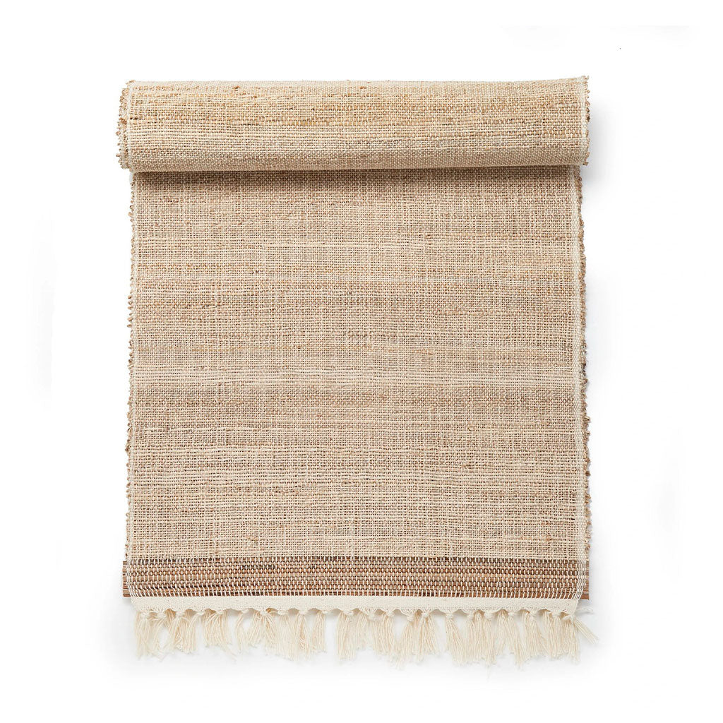 Handwoven table runner table cloth