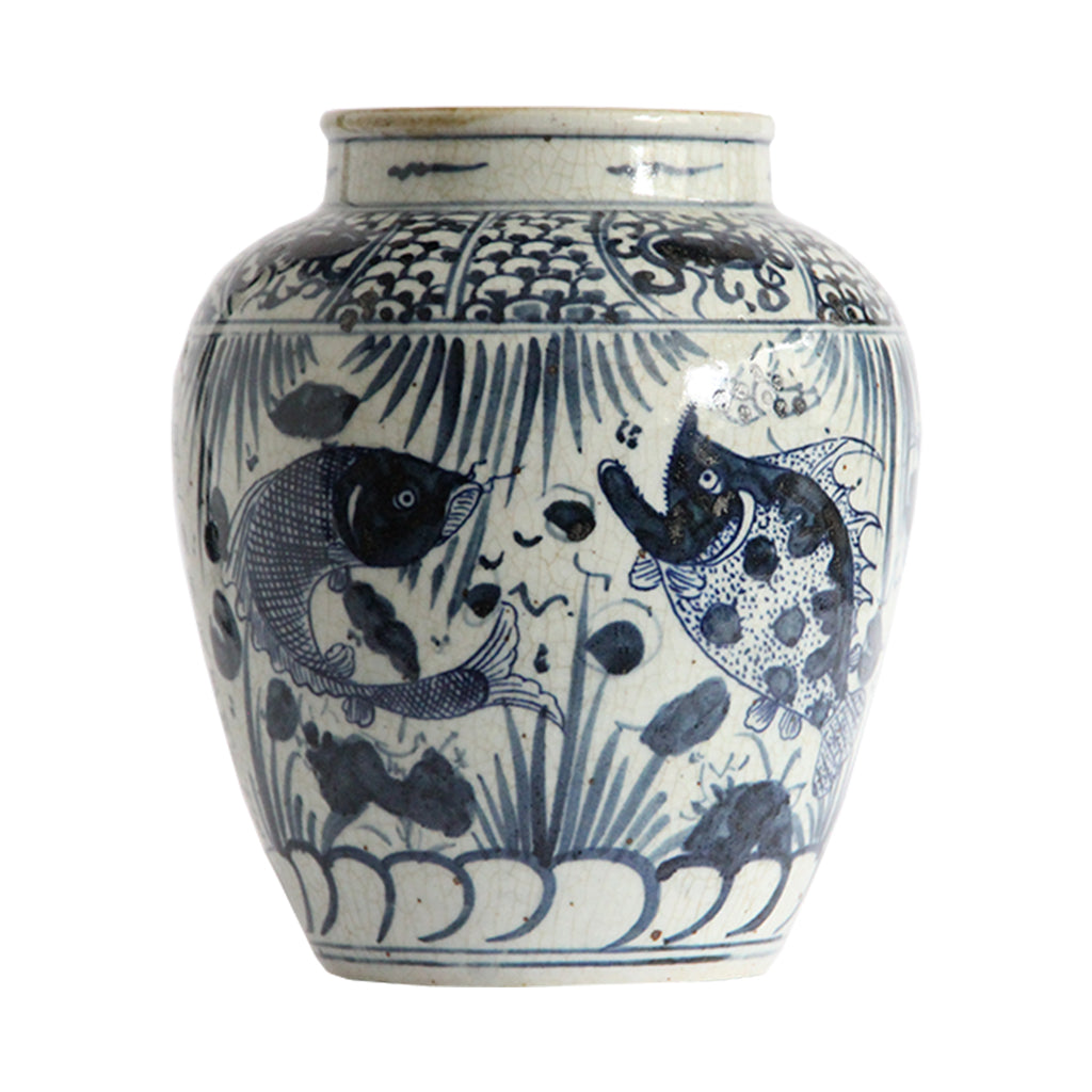 Meridian chinese blue and white porcelain vase fish blue and white porcelain vase fish reviewsmspy