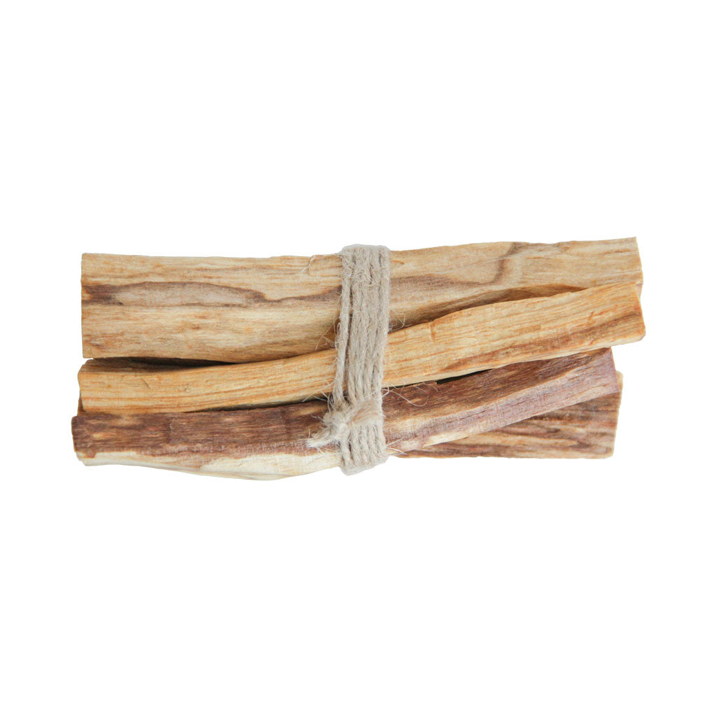 Ethical origin palo santo smudge sticks