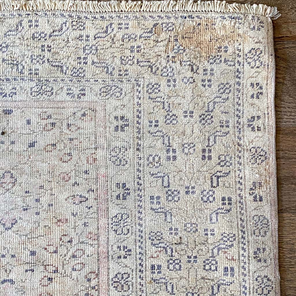 "Paloma | Vintage Turkish Rug – 6' 6"" x 9' .5"""