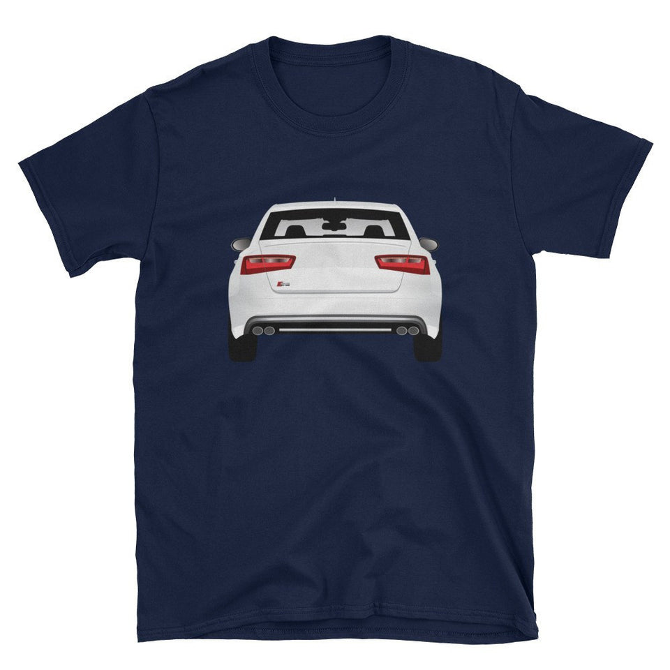 German Lights, White S6 T-Shirt| German Lights Exclusive, ,