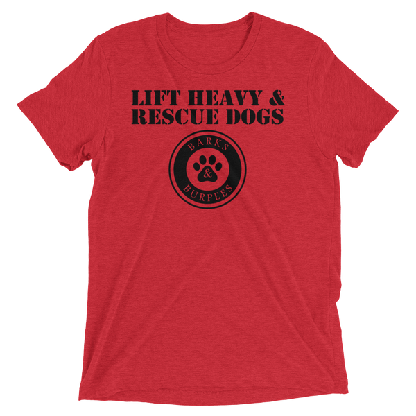 LIFT HEAVY TEE **LIMITED EDITION**