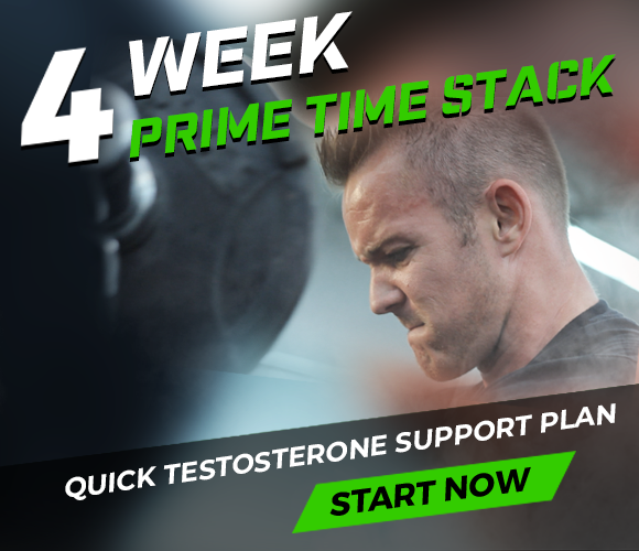 30 Day Quick Testosterone Support