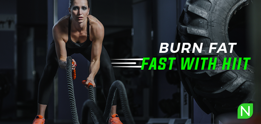 Burn Fat Fast with HIIT