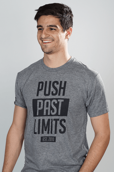 Push Past Limits T Shirt