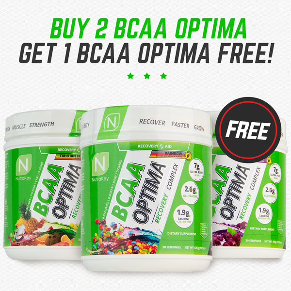 BCAA Optima Clearance B2g1