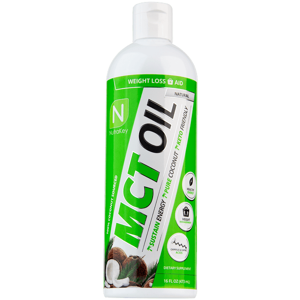 Liquid MCT Oil