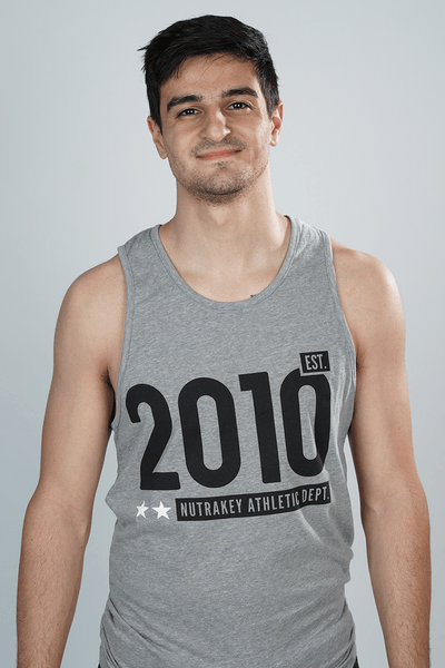 Nutrakey Established Mens Tank