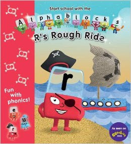 R's Rough Ride