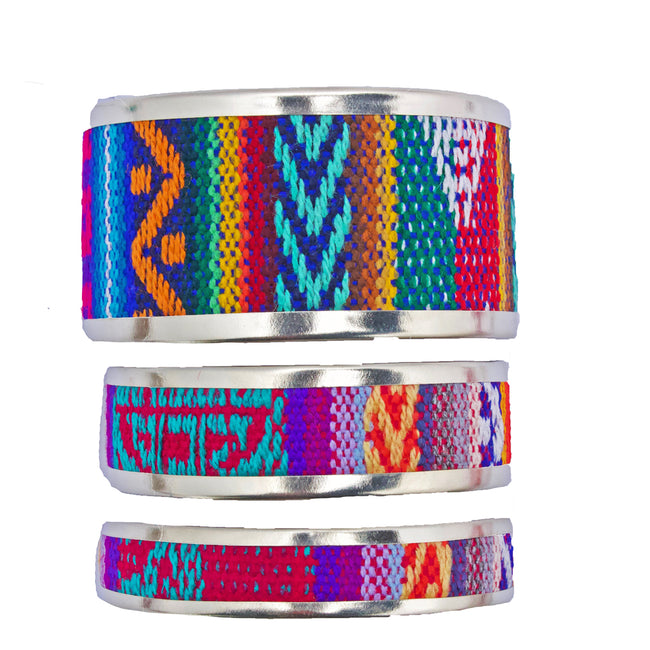 Andean Collection Cuffs