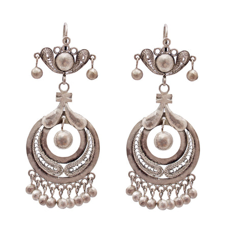 Filigree 5 Palmas Earrings