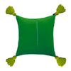 Hand Loomed Throw Pillow