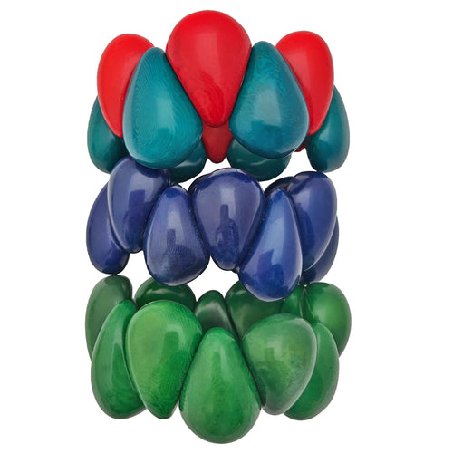 Natura Tagua Bracelets Collection