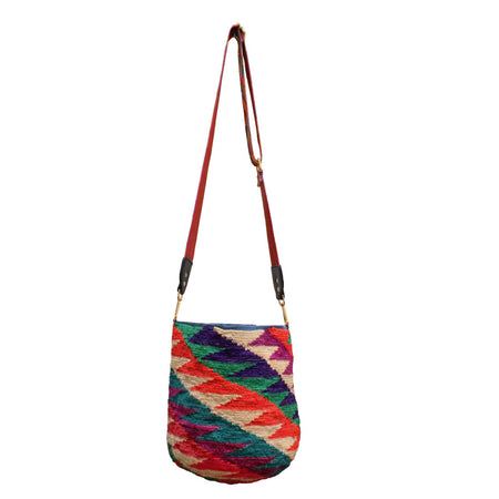 Periquita Tropical Shigra Bag