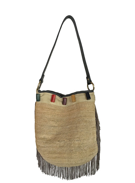 Periquita Golden Shigra Bag