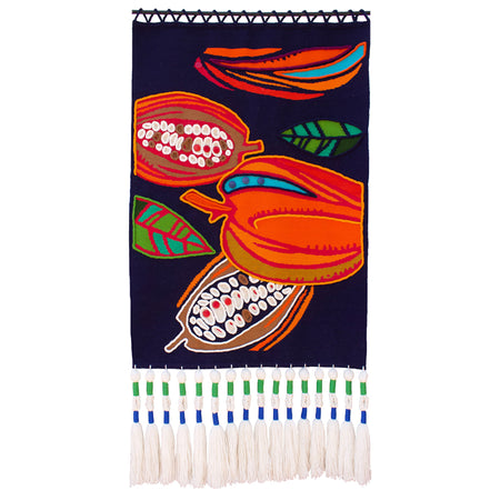 Flora Paja Placemat and Napkin Set
