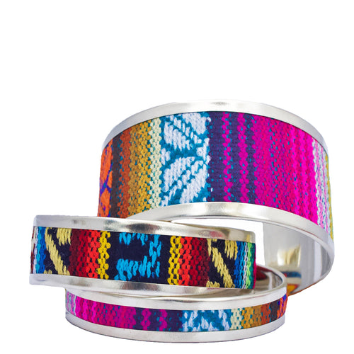 Tribal Andean Collection Cuffs
