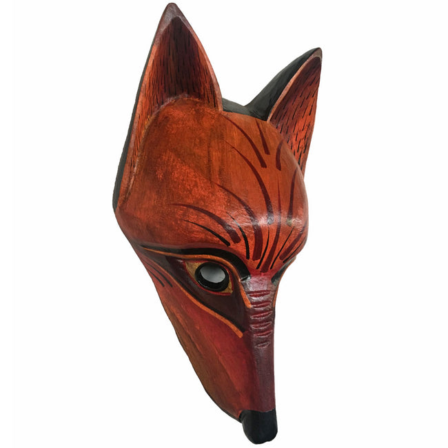 Zorro Wooden Mask