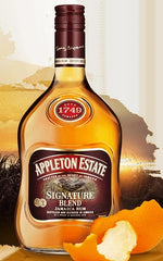 APPLETON ESTATE RUM SIGNATURE BLEND