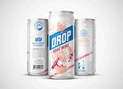 THE DROP WHITE CAN 250ml