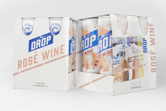 THE DROP ROSE CAN 4-PACK