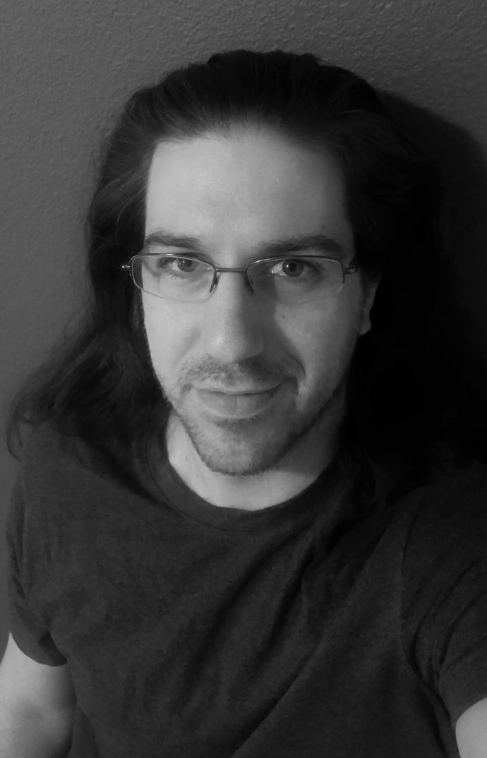 Stephen Lackaye is Issue 10's Guest Assistant Poetry Editor