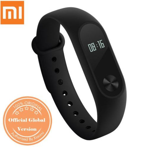 Smart Wristband Original Xiaomi Mi Band 2 Bracelet Heart Rate Monitor
