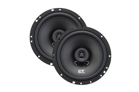 CT Sounds Bio 6.5 Speakers Inch Cars Speaker Silk Dome Coax Coaxial Car 2 Way