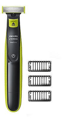 Philips Norelco OneBlade hybrid electric trimmer and shaver QP2520/70