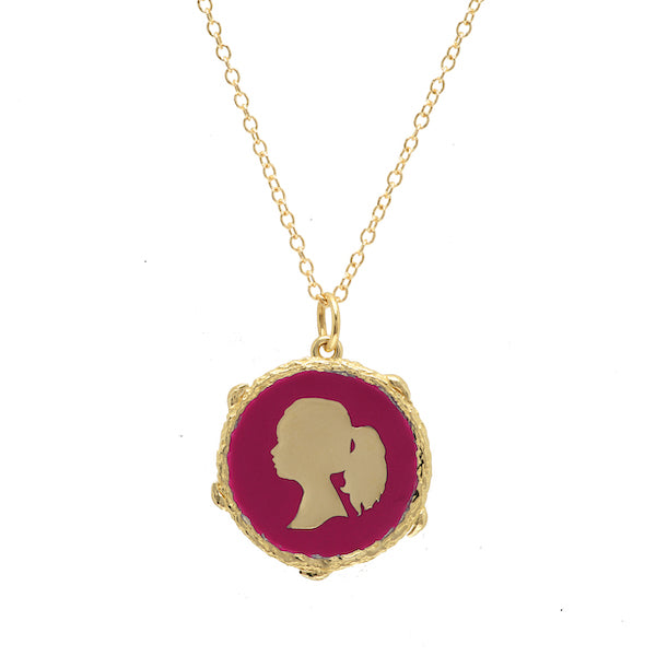 Silhouette Necklace, Small