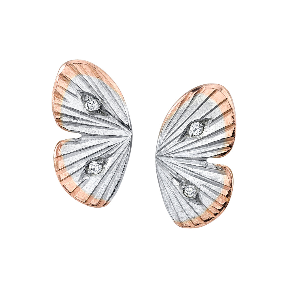 Baby Asterope Diamond Studs