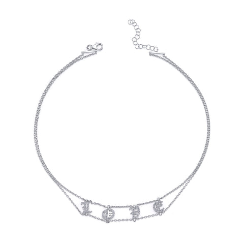Diamond Wire Choker