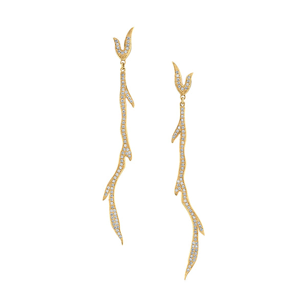 Diamond Moxie Earrings