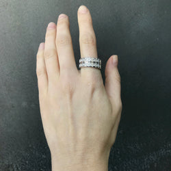 Double Carousel Ring