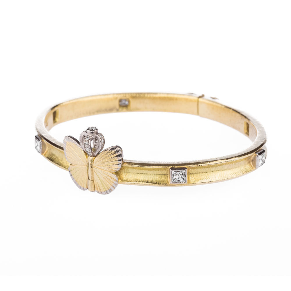 Crown Radix Bangle