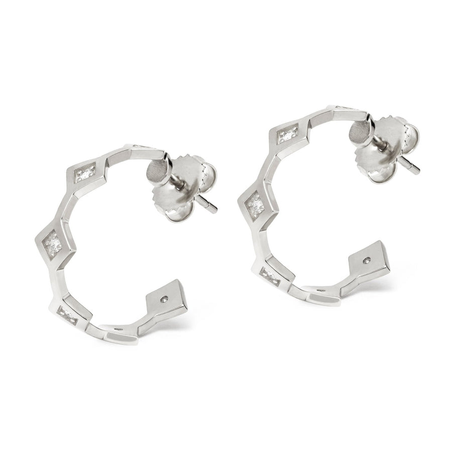 Repertoire Tiara Hoop Earrings
