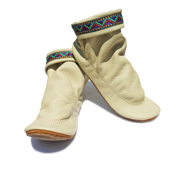 Women's Shoes, Cream