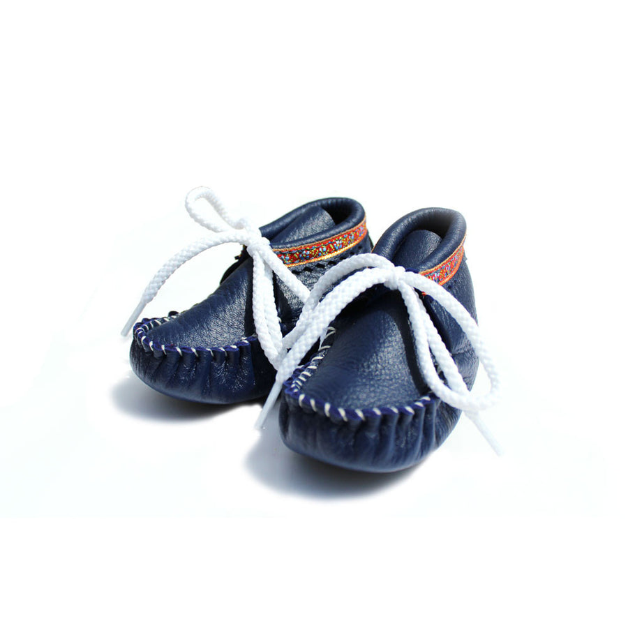 Infant Shoes, Blue
