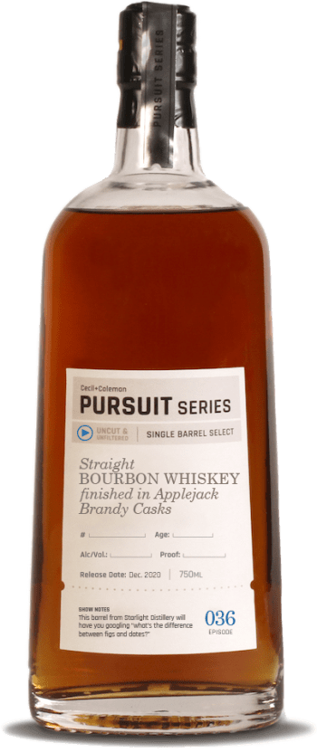 Pursuit Series Episode 036