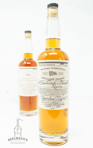Privateer Rum Cask Strength -