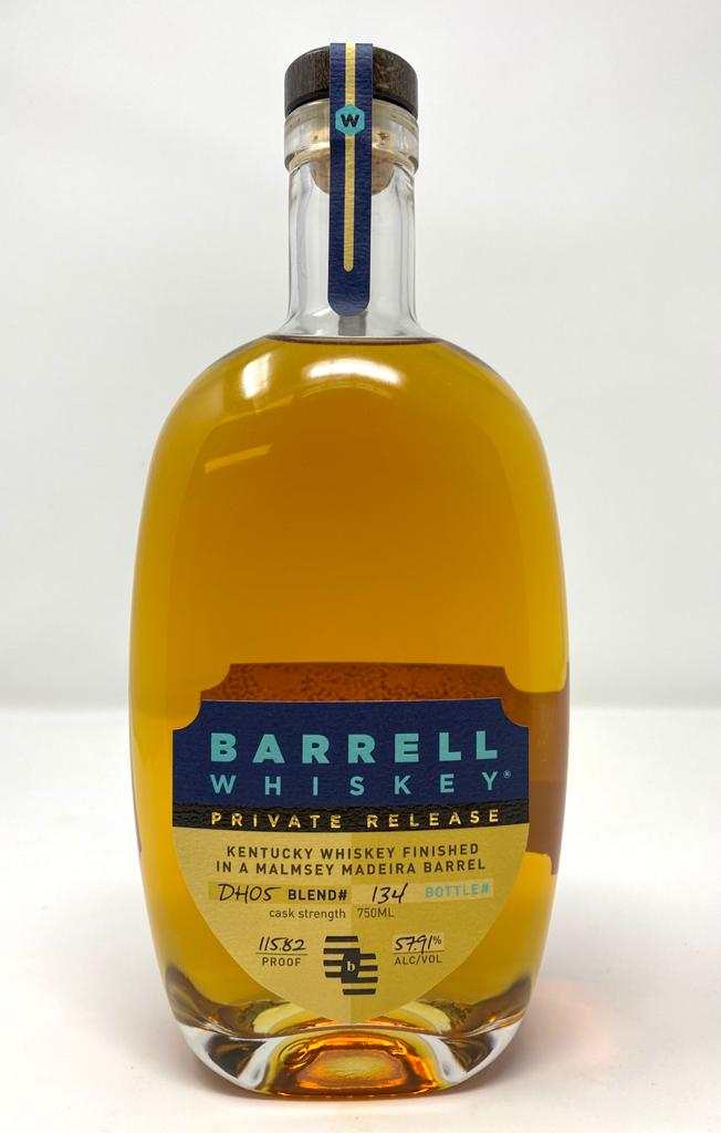 Barrell Private Release Whiskey DH05 -