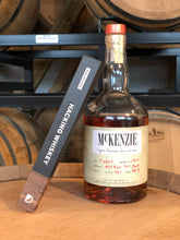 McKenzie Single Barrel Ice Wine Finish + Hacking Whiskey