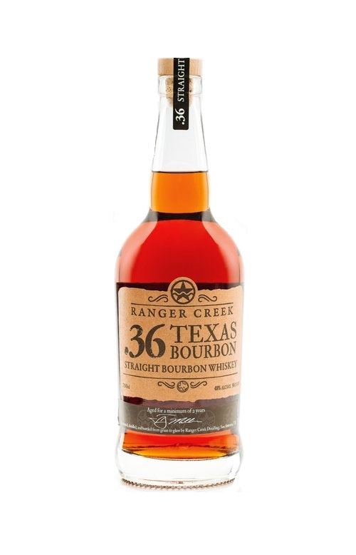 Ranger Creek .36 Straight Bourbon