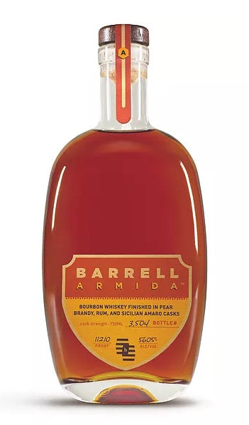 Barrell Armida Whiskey