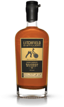 Litchfield Distillery 10-Year Cask Strength Bourbon Whiskey - Angel's Share