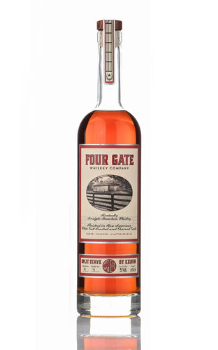 Four Gate Whiskey Company Batch 4 - Split Stave™ by Kelvin