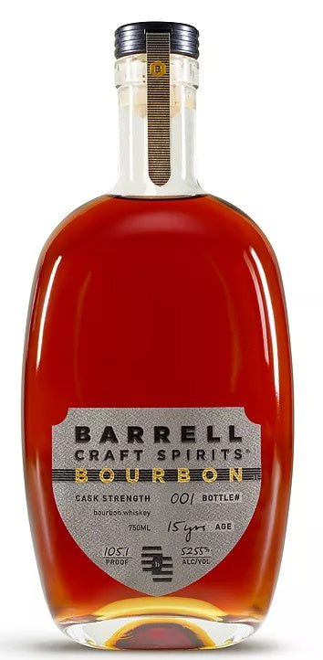 Barrell Craft Spirits 15 Year Old Bourbon - 2018