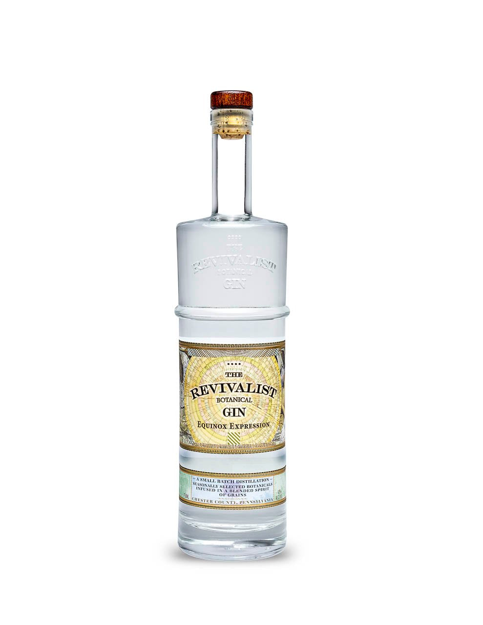 The Revivalist Botanical Gin - Equinox Expression