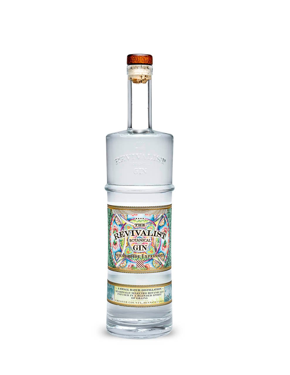 The Revivalist Botanical Gin - Summertide Expression